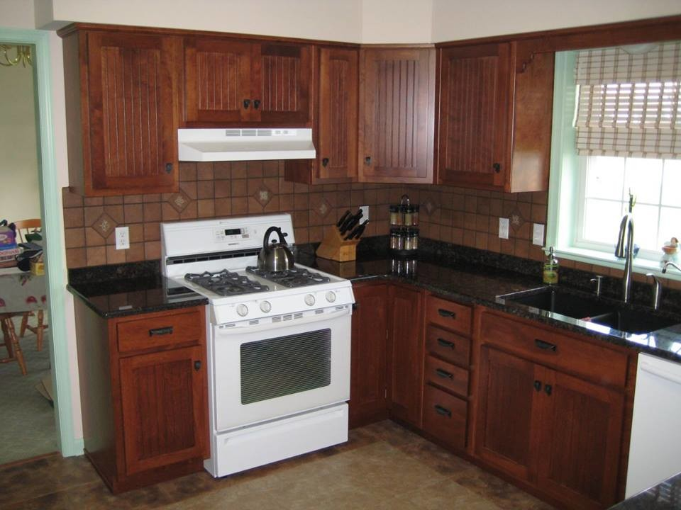 Traditional Kitchen in  Magnolia