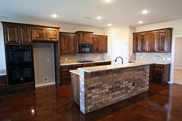 Traditional Kitchen in Midland traditional-kitchen
