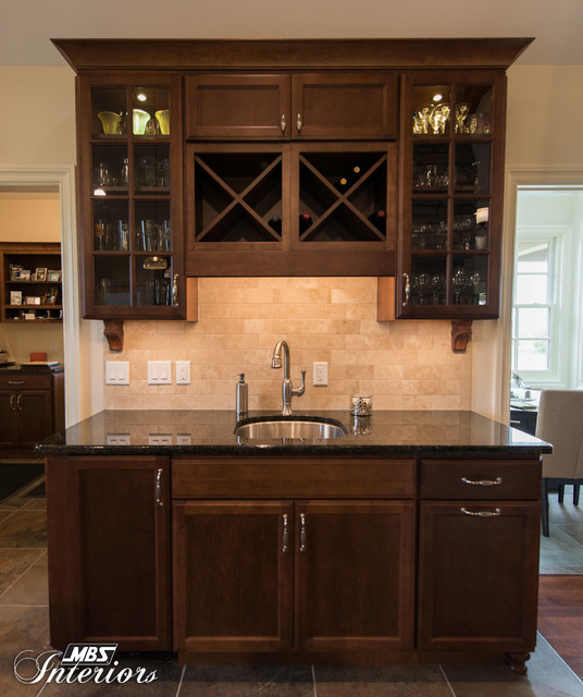 Traditional Kitchen In Toledo Ohio Traditional Kitchen Other Metro By Starmark Cabinetry