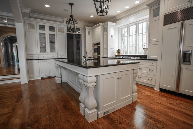 Traditional kitchen in Virginia highland traditional-kitchen