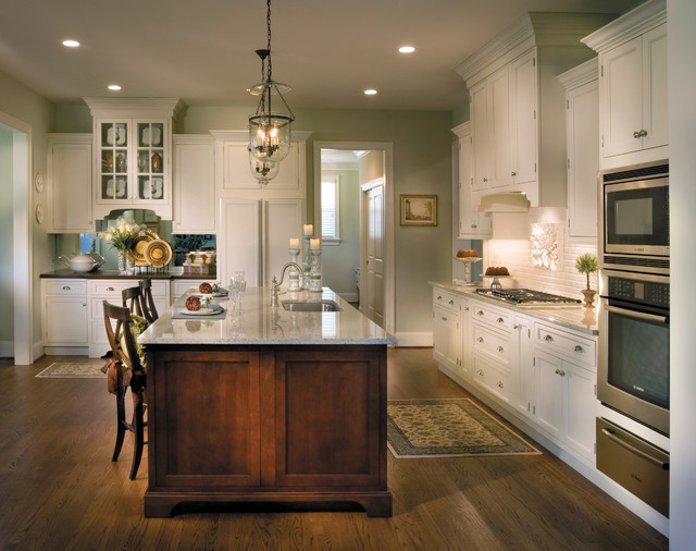 Traditional Kitchen In West Chester Pennsylvania