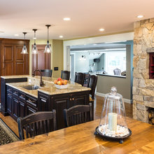 Traditional kitchen in Westford  MA