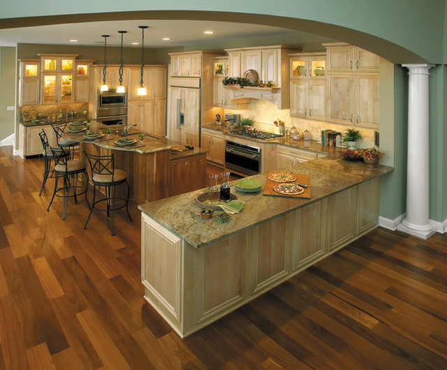Traditional Kitchen In White Bear Lake Minnesota Traditional Kitchen Other By