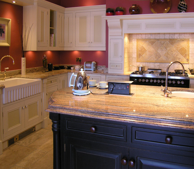 S-Box Concealed Storage System - Traditional - Kitchen - boston - by Innovative Product Sales ...