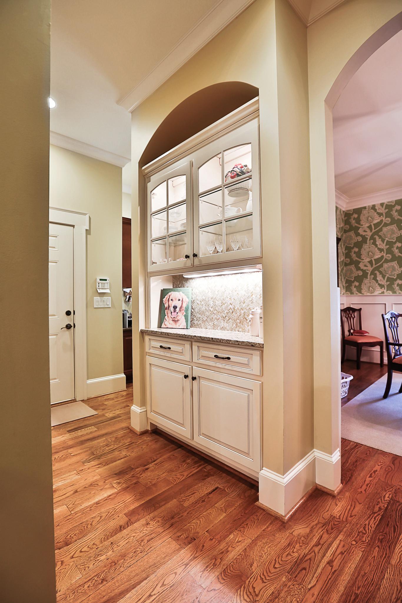 Traditional Kitchen Installation