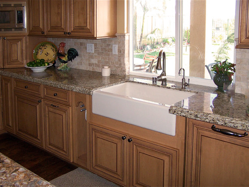 pic of kitchen cabinets are farmhouse sinks overrated 4170