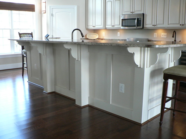 Traditional Kitchen Island Traditional Kitchen