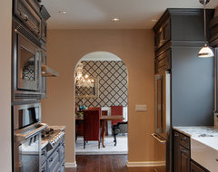 Salem Tudor Remodel traditional kitchen