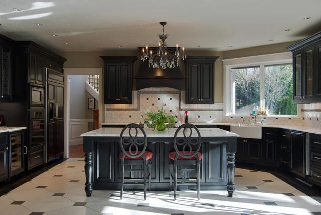 Jason Ball Interiors, LLC traditional-kitchen