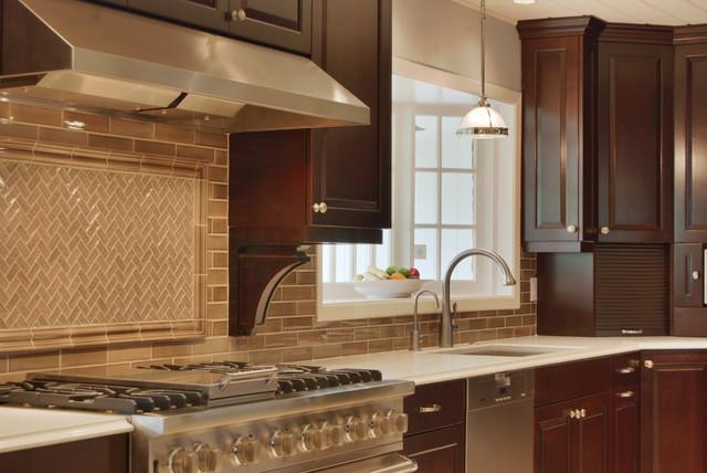 Bayless Residence - Kitchen Remodel traditional-kitchen