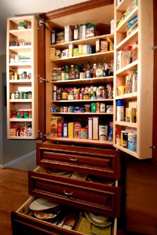 Kitchen Cabinet Organization traditional-kitchen