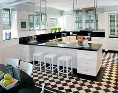 Vintage Residence traditional-kitchen