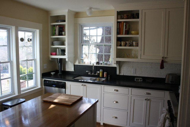 Kelly and Abramson Kitchens traditional-kitchen