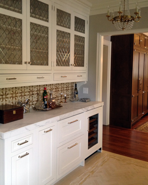 Franklin Ave. - Traditional - Kitchen - Chicago - by ...