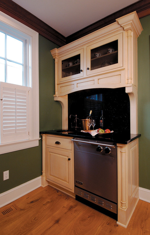 traditional kitchen design by dc metro kitchen and bath Kleppinger