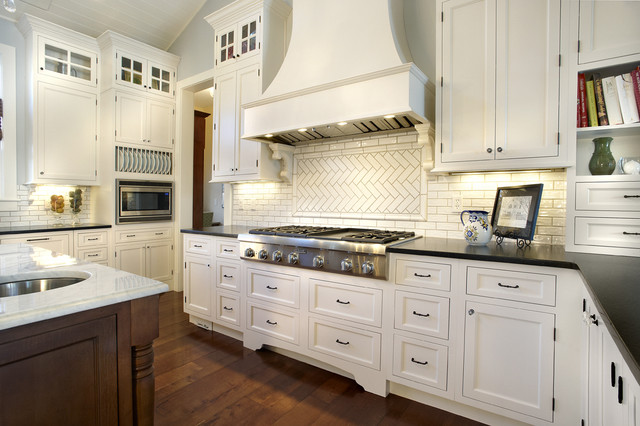 new construction - traditional - kitchen - chicago -kristin