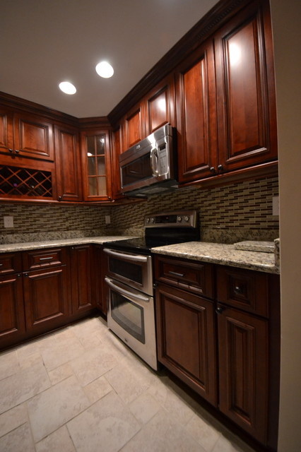 Kitchen remodeling bel air md traditional kitchen baltimore by ach group llc - Kitchen design baltimore ...