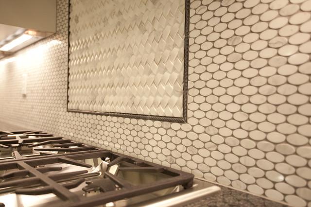 Custom Home - Draper, UT traditional-kitchen