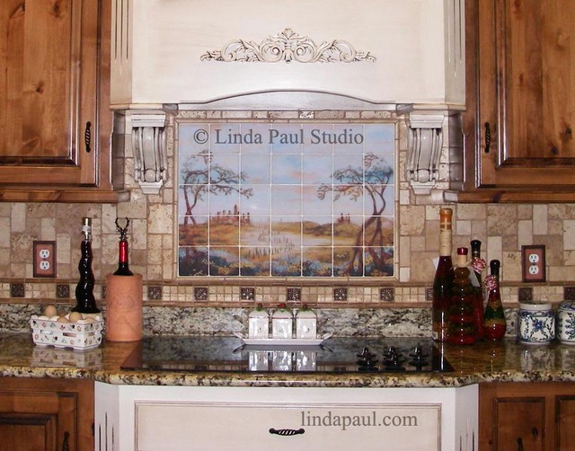Kitchen backsplash ideas and designs traditional