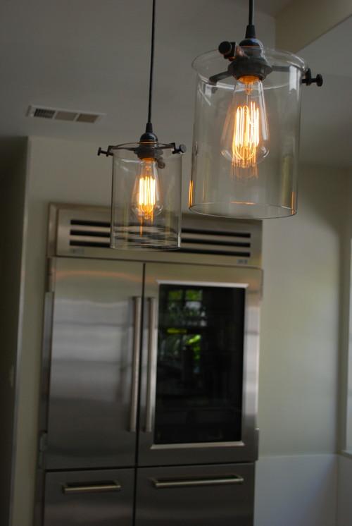 Home decoration ideas using edison light bulb for 2 kitchen ct edison nj