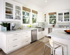 #54 - Millennium Enterprises - Menlo Park traditional kitchen