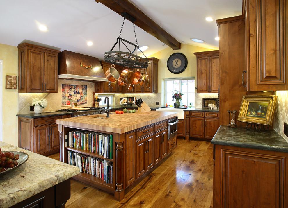 Traditional Kitchen - Traditional - Kitchen - San Francisco