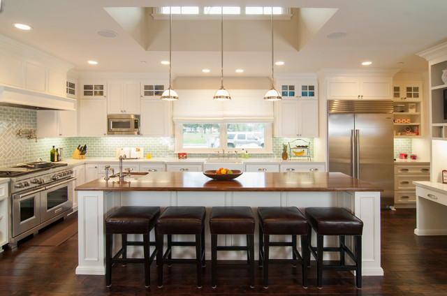 Jose Traditional Kitchen San Francisco By Precision Cabinets
