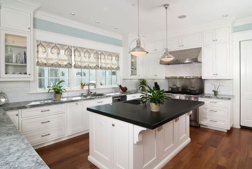 Traditional Kitchen By Brentwood Kitchen U0026 Bath Designers Precision Cabinets
