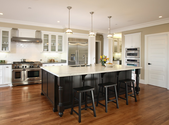 #53 - Owner - Los Altos traditional-kitchen