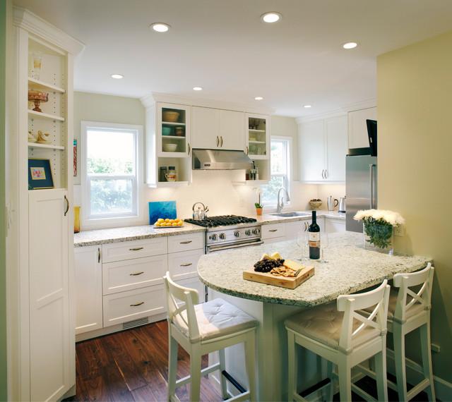 Modern Kitchen Design Calgary: Traditional Kitchen