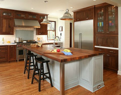 Remodel Isle of Palms B traditional kitchen