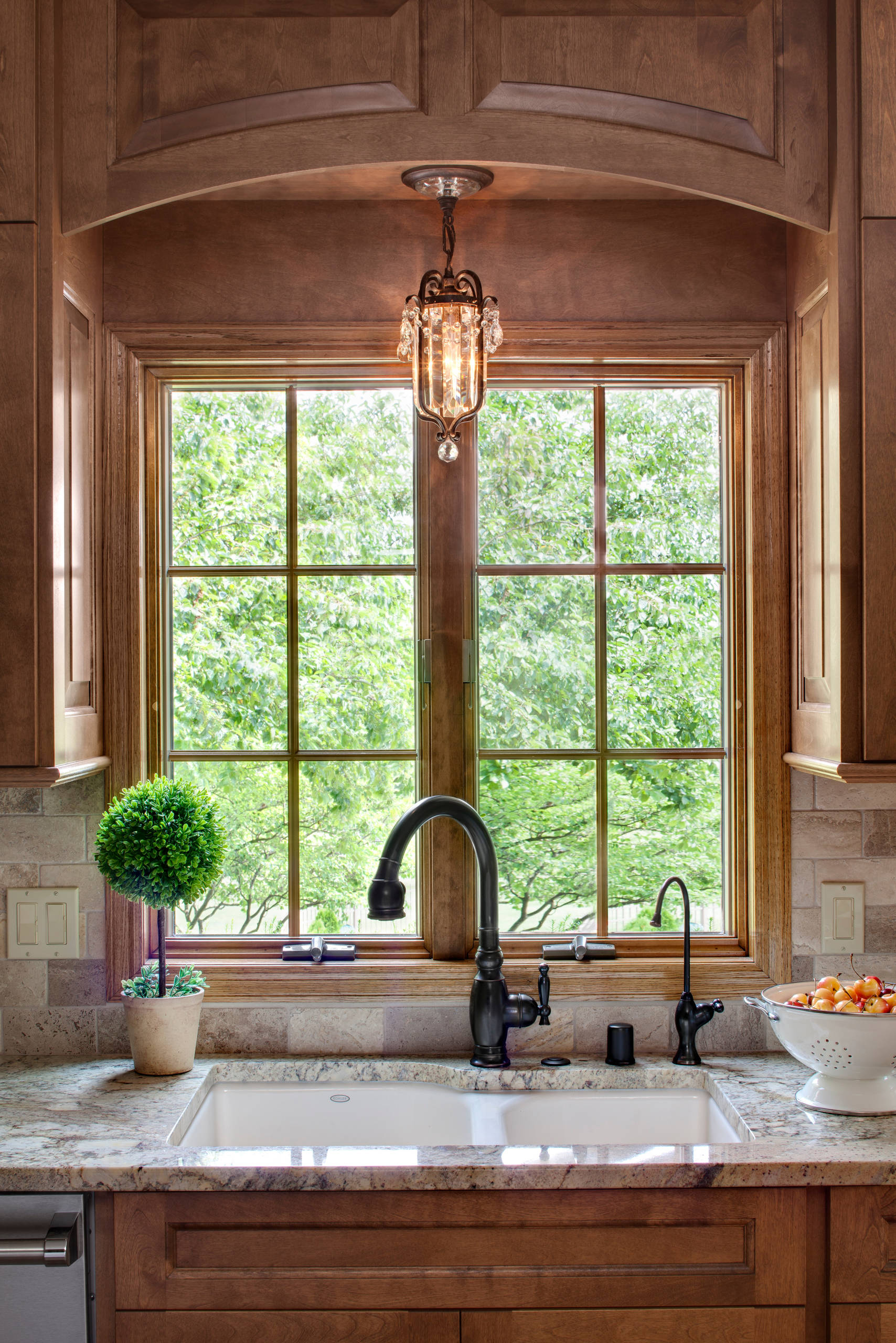 Lighting Over Kitchen Sink Houzz
