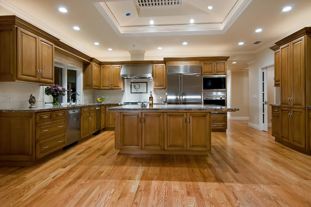 Traditional Kitchen Remodel traditional-kitchen