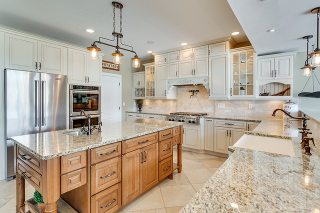 Traditional Kitchen Remodel Catonsville Md Traditional Kitchen Other By Reico Kitchen