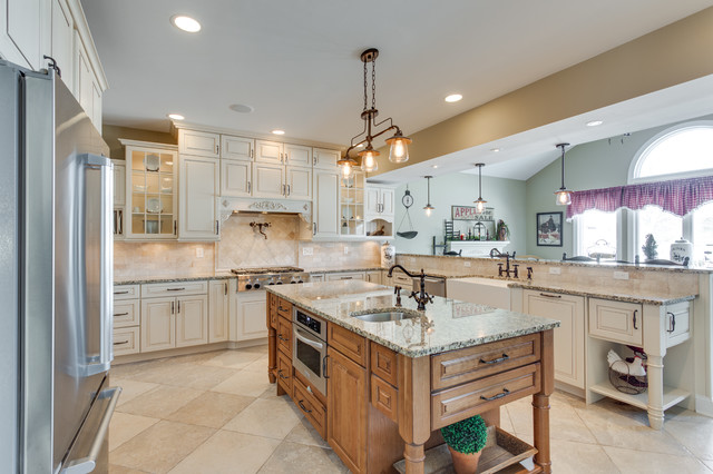 Traditional Kitchen Remodel Catonsville MD Traditional Kitchen Other