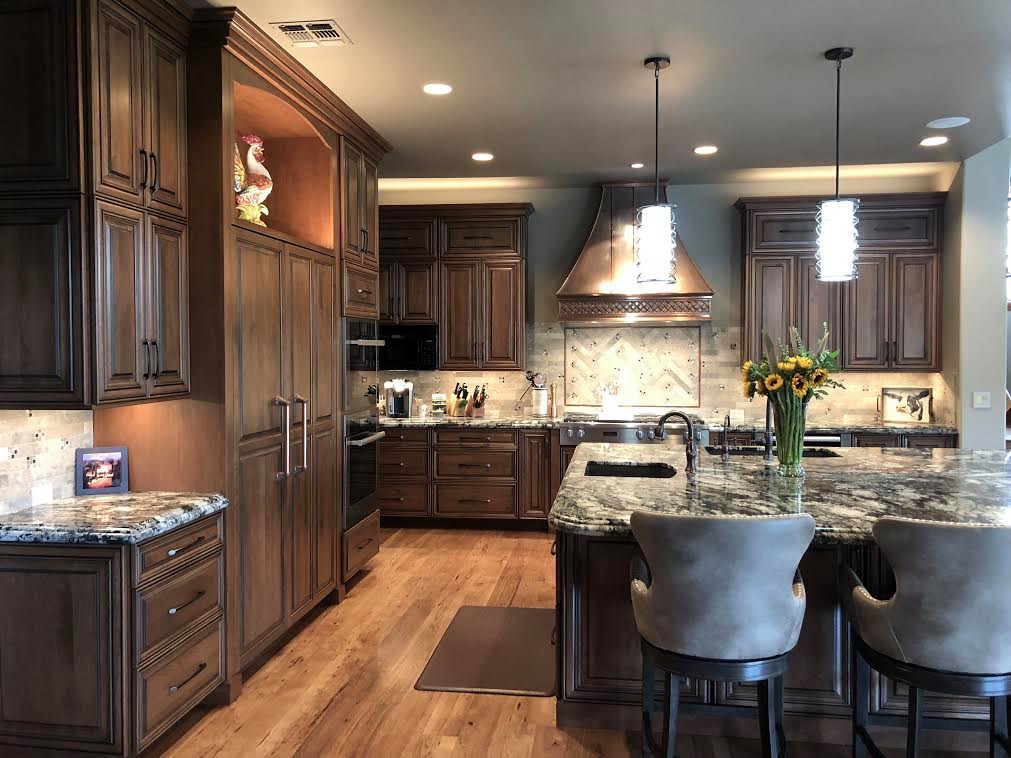 Traditional Kitchen Remodel Designed for Entertaining
