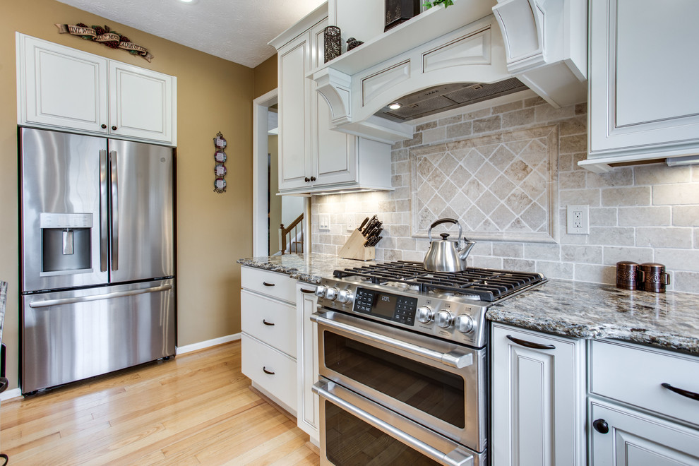 Traditional Kitchen Remodel Frederick, MD by Reico Kitchen ...