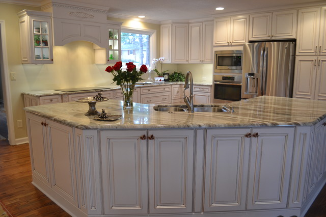 Traditional Kitchen Remodel - Traditional - Kitchen - by ...