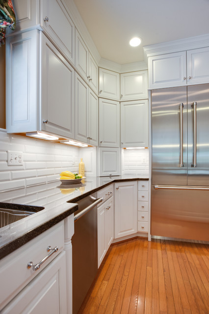 Traditional Kitchen Remodel Leesburg Va By Reico Kitchen Bath Kitchen Dc Metro By Reico