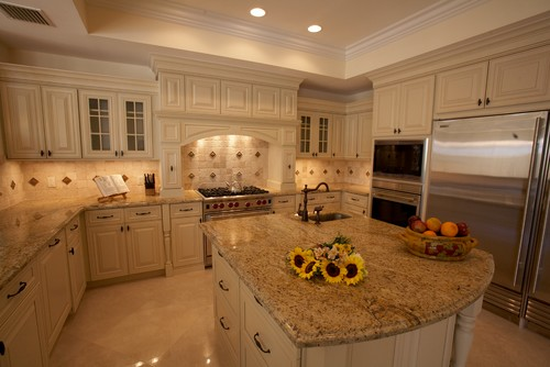 What Is The Granite In This Kitchen