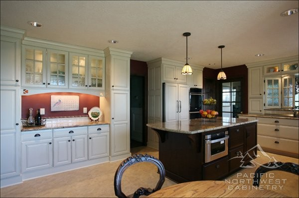 Traditional Kitchen Remodel Portland Oregon