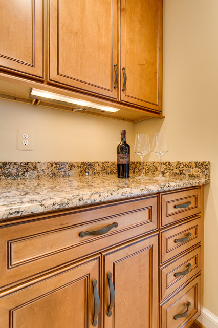 Traditional Kitchen Remodel Potomac Md By Reico Kitchen Bath Traditional Kitchen Dc