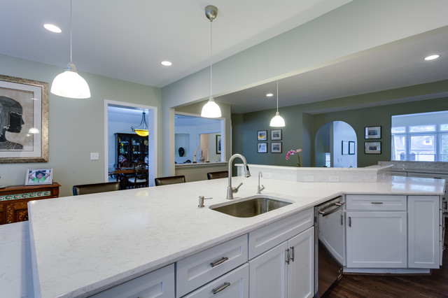 Traditional Kitchen Remodel Potomac, MD traditional-kitchen