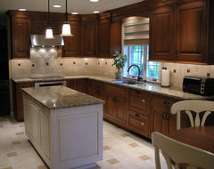 Traditional Kitchen Remodel Reading PA traditional kitchen
