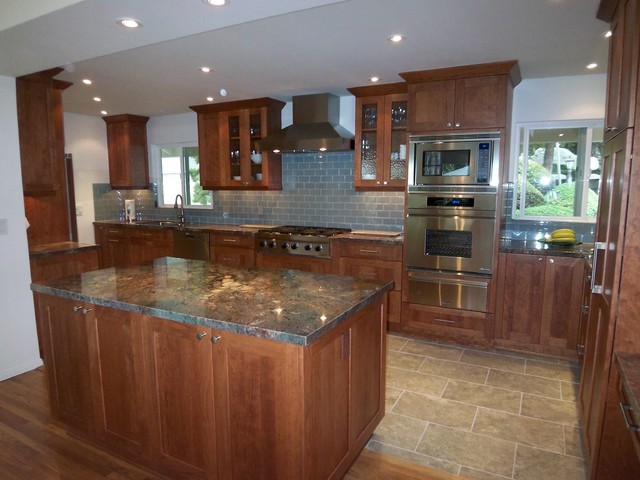 Traditional kitchen remodel san diego ca - Kitchen designer san diego ...