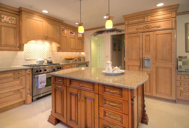 Traditional Kitchen Remodeling Better Kitchens