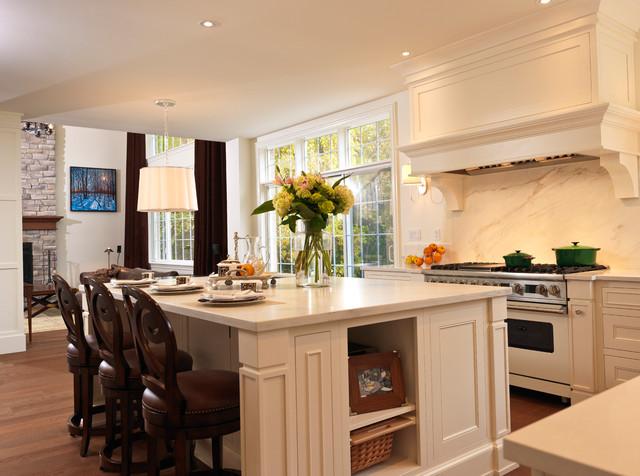 Traditional Kitchen Renovation traditional-kitchen