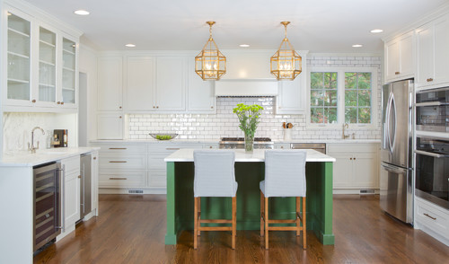 traditional kitchen renovation in atlanta ga