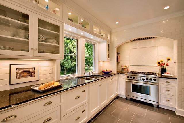 Sazama Design Build Remodel - Traditional - Kitchen ...