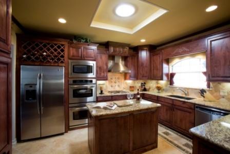 Double Ovens Oven Kitchen Unit
